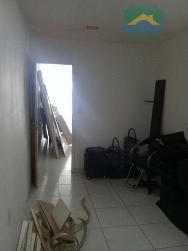 sala comercial para locação - praia de tambaú - joão pessoa - pb - sa0069