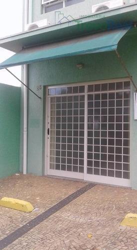 sala comercial para locação, próximo ao caetano do centro - sa0124