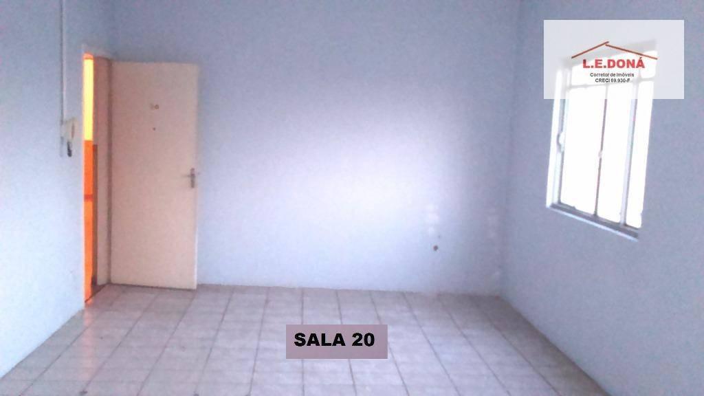 sala comercial para locação, quitaúna, osasco. - sa0003