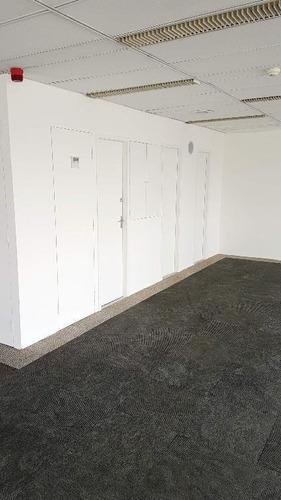 sala comercial para locação, rua pais leme, pinheiros, são paulo - sa0190. - sa0190