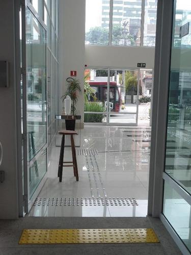 sala  comercial para locação, santo amaro, são paulo. - codigo: sa0040 - sa0040