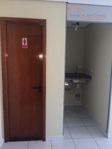 sala comercial para locação, saúde, são paulo - sa0011. - sa0011
