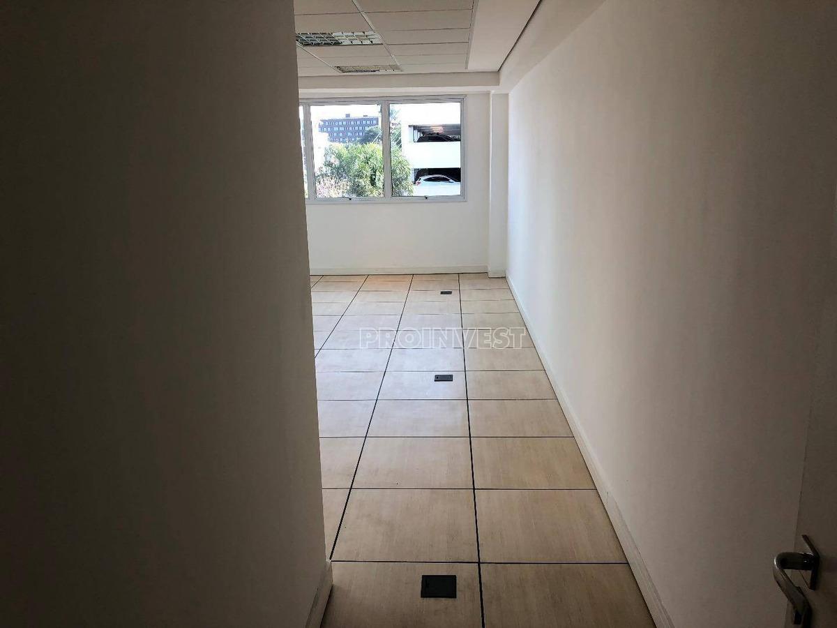 sala comercial para locação, the square, cotia. - sa0607