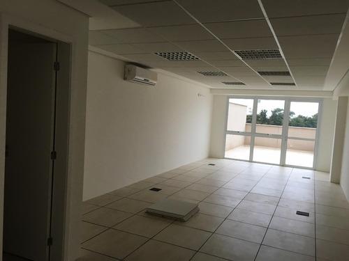 sala comercial para locação, the square granja viana, cotia - sa0623. - sa0623