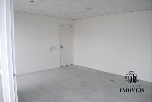 sala comercial para locação, várzea da barra funda, são paulo. - sa1202