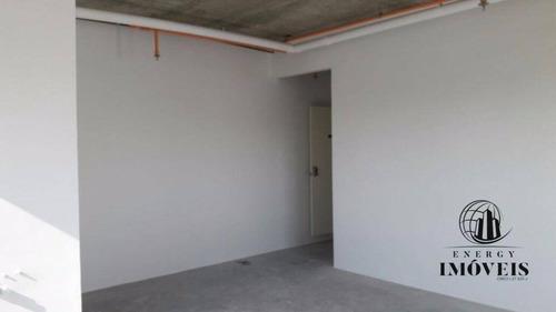 sala comercial para locação, várzea da barra funda, são paulo. - sa1356