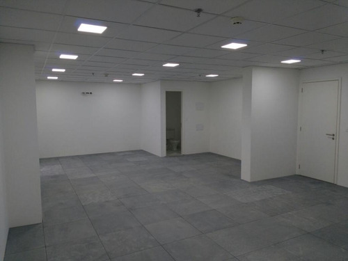 sala comercial para locação, várzea da barra funda, são paulo. - sa1466