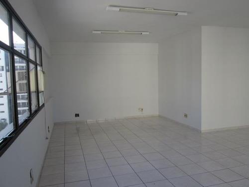 sala comercial para locação, vila adyana, são josé dos campos. - sa0695