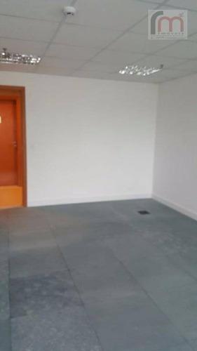 sala  comercial para locação, vila belmiro, santos. - codigo: sa0235 - sa0235