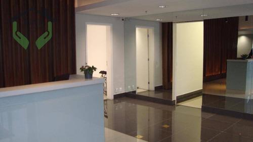 sala comercial para locação, vila campesina, osasco. - sa0065