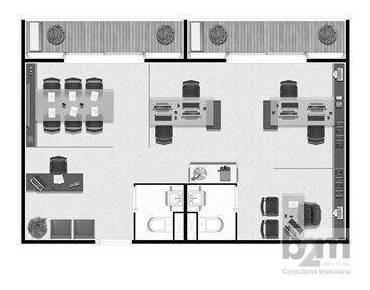 sala comercial para locação, vila campesina, osasco. - sa0080