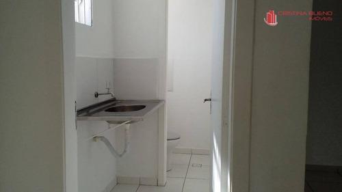 sala comercial para locação, vila campestre, são paulo - sa0057. - sa0057