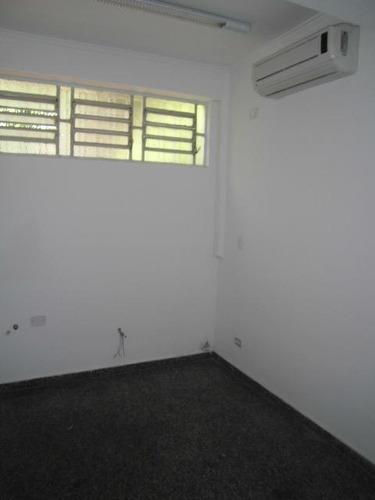 sala comercial para locação, vila clementino, são paulo - sa0017. - sa0017