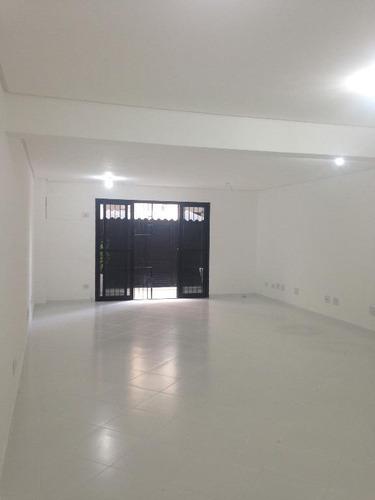 sala comercial para locação, vila clementino, são paulo - sa0033. - sa0033