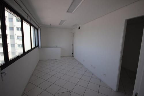 sala comercial para locação, vila clementino, são paulo. - sa0168