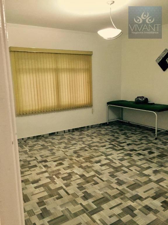 sala comercial para locação, vila costa, suzano. - sa0033