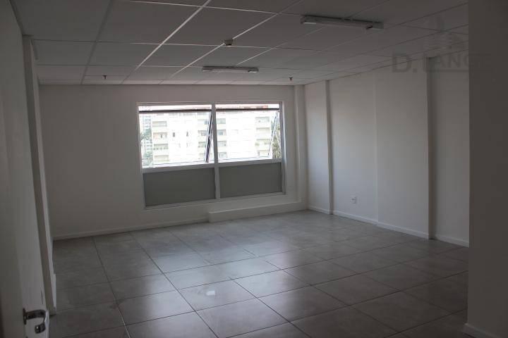 sala comercial para locação, vila itapura, campinas - sa1342. - sa1342