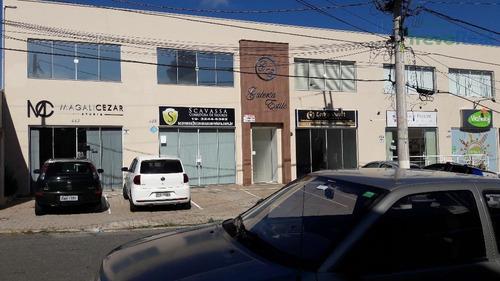 sala comercial para locação, vila nova valinhos, valinhos. - sa0158