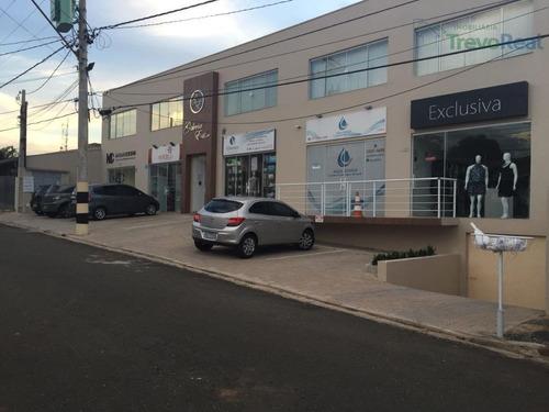 sala comercial para locação, vila nova valinhos, valinhos. - sa0163
