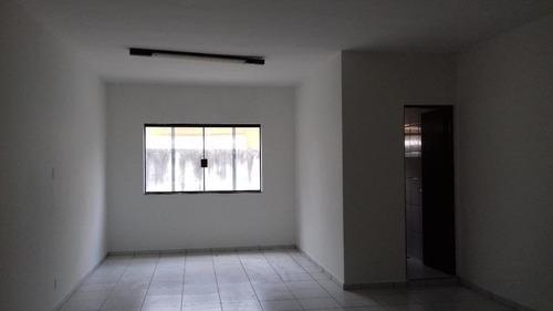 sala  comercial para locação, vila valparaíso, santo andré. - sa0170