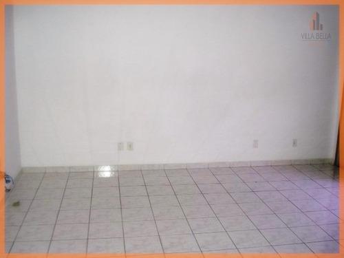 sala comercial para locação, vila valparaíso, santo andré. - sa0297