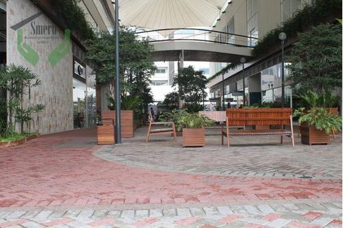 sala  comercial para locação, vila yara, osasco. - sa0024