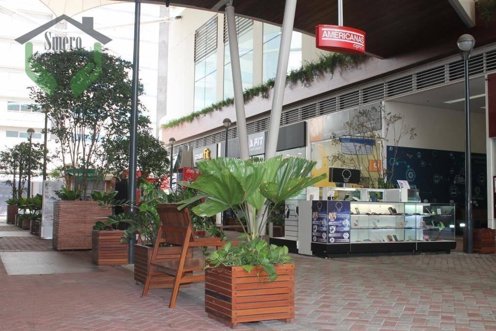 sala  comercial para locação, vila yara, osasco. - sa0029