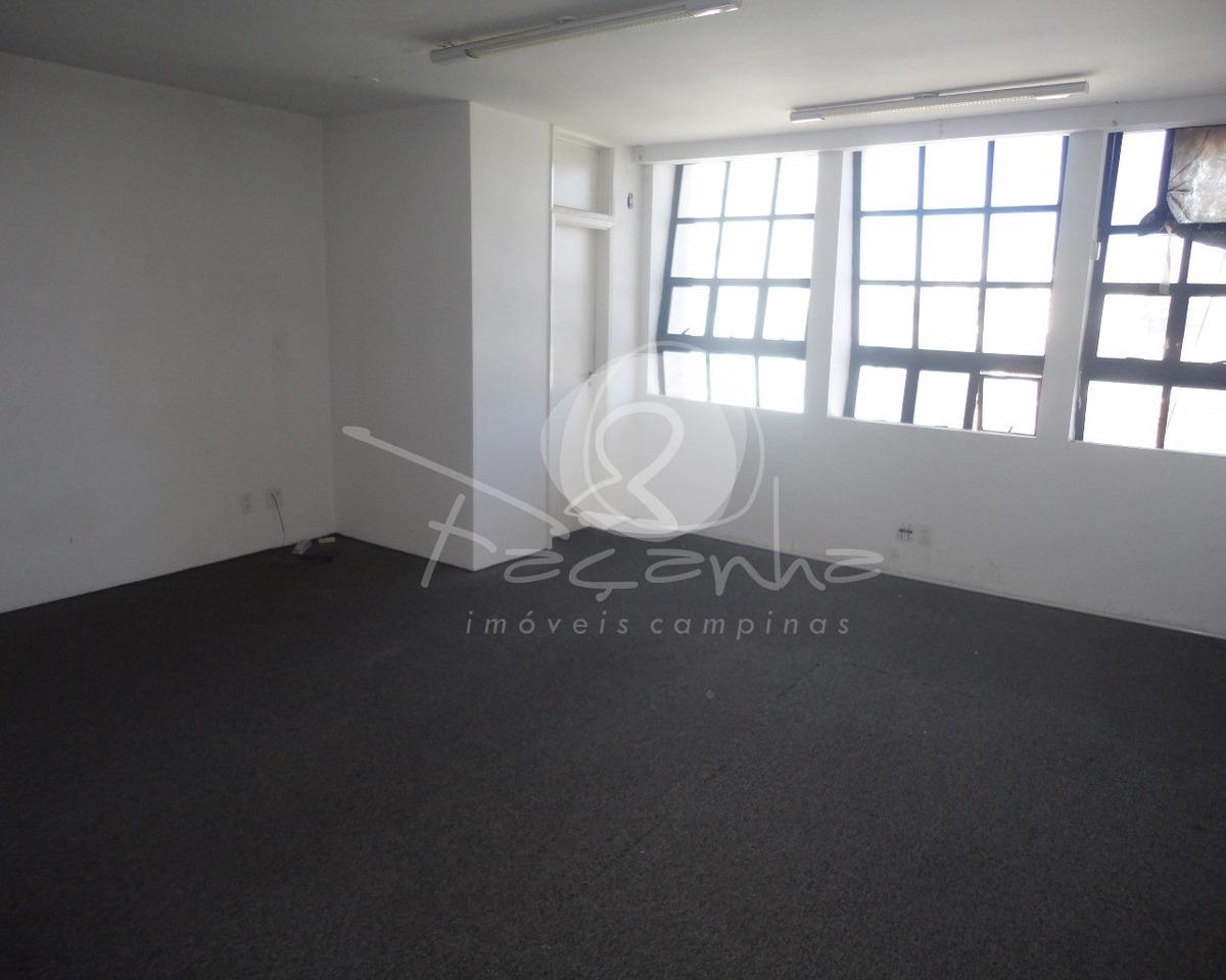 sala comercial para venda av. barão de itapura em campinas - sa00110 - 4718181