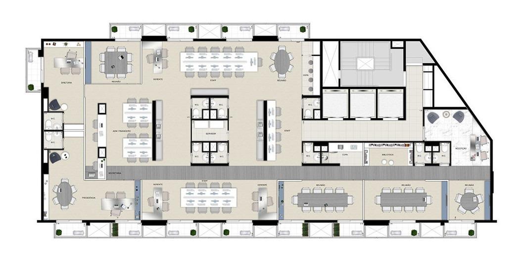 sala comercial para venda, chácara califórnia, são paulo - sa2329. - sa2329-inc