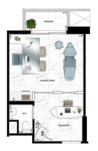 sala comercial para venda, chácara califórnia, são paulo - sa2331. - sa2331-inc