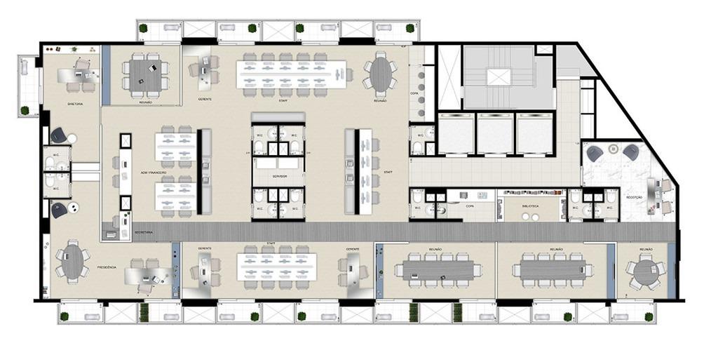 sala comercial para venda, chácara califórnia, são paulo - sa2332. - sa2332-inc