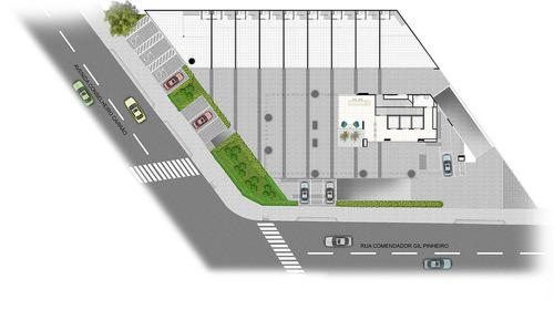 sala comercial para venda, chácara califórnia, são paulo - sa2333. - sa2333-inc