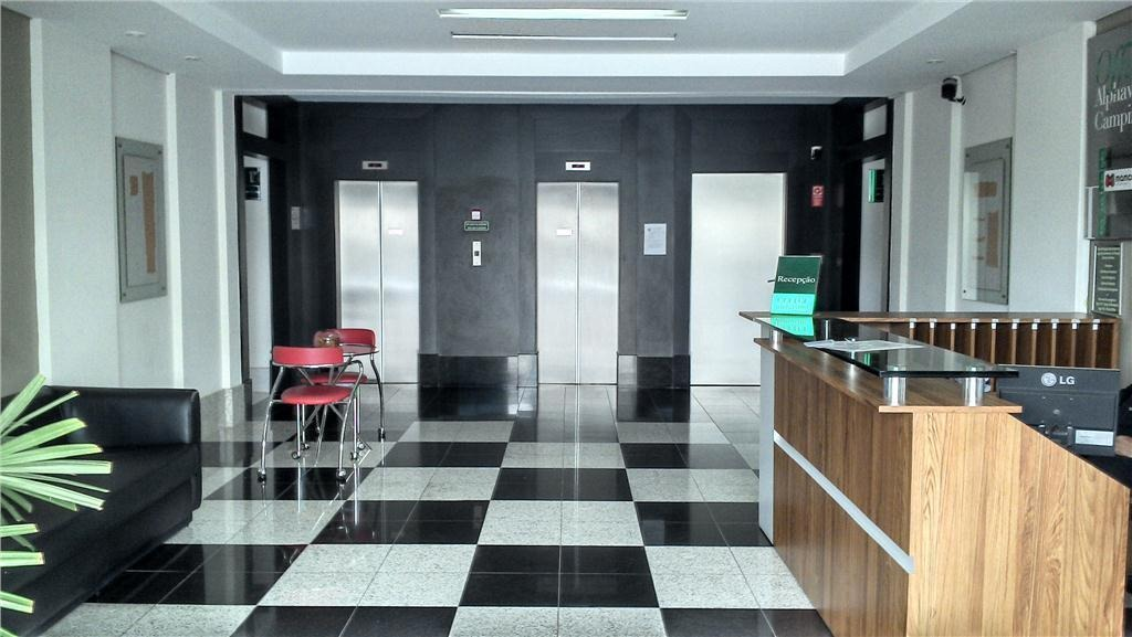 sala comercial para venda e locação, alphaville campinas, campinas. - sa0012