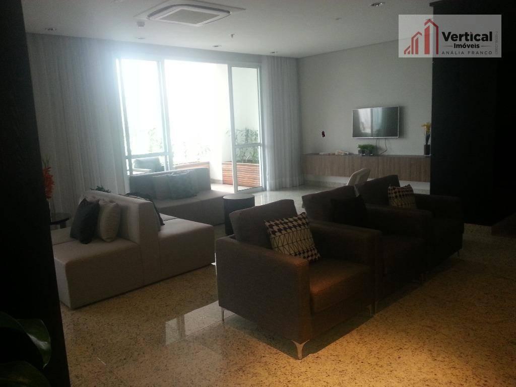 sala comercial para venda e locação, anália franco, são paulo - sa0413. - sa0413