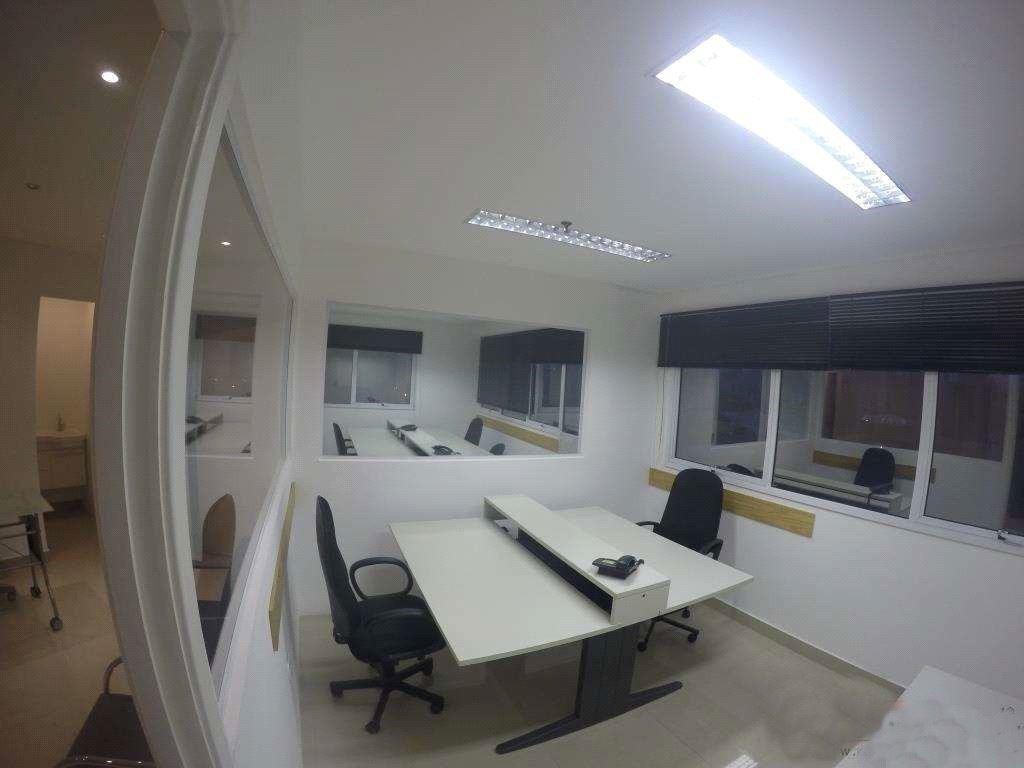 sala comercial para venda e locação barra funda. 61 metros quadrados. 2 banheiros. 2 vagas garagem - 170-im378175