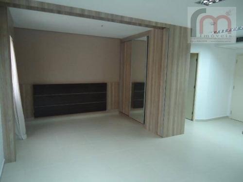 sala comercial para venda e locação, boqueirão, santos. - codigo: sa0258 - sa0258