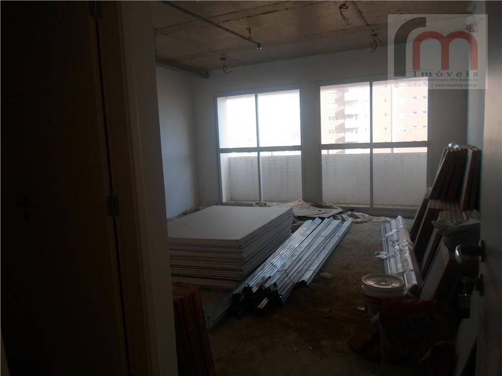 sala comercial para venda e locação, boqueirão, santos - sa0177. - sa0177