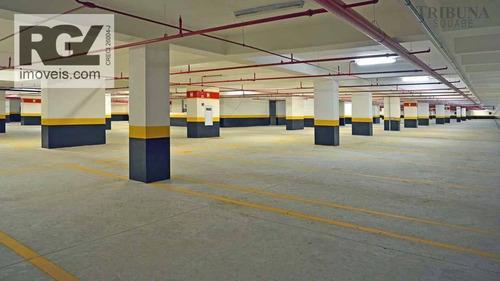 sala comercial para venda e locação, centro, santos. - sa0145