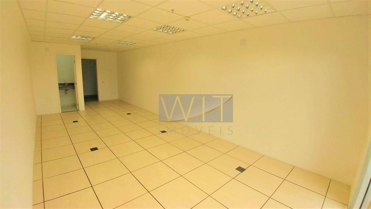 sala comercial para venda e locação, chácara da barra, campinas. - sa0012