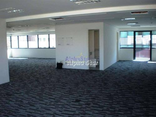 sala comercial para venda e locação, edifício murano, barueri - lo0349. - sa0040