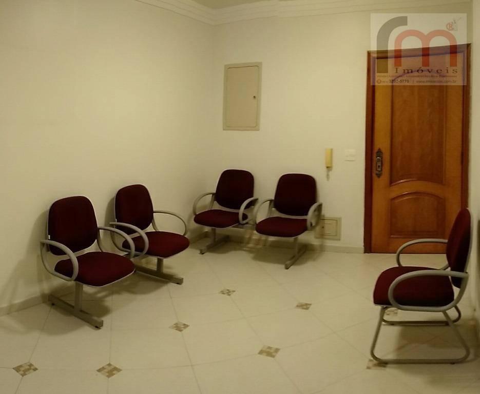 sala comercial para venda e locação, embaré, santos - sa0209. - sa0209