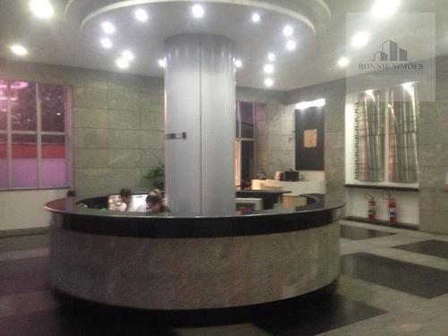 sala comercial, para venda e locação, moema - são paulo - sa0055