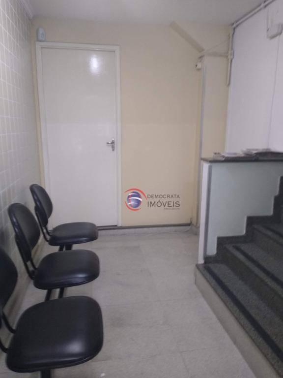 sala comercial para venda e locação, santo andré - sa0255 - sa0255