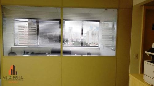 sala comercial para venda e locação, santo antônio, são caetano do sul. - sa0419