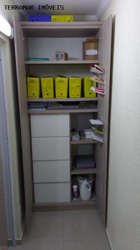 sala comercial para venda em cabo frio, centro, 2 dormitórios, 1 banheiro, 1 vaga - sl 001