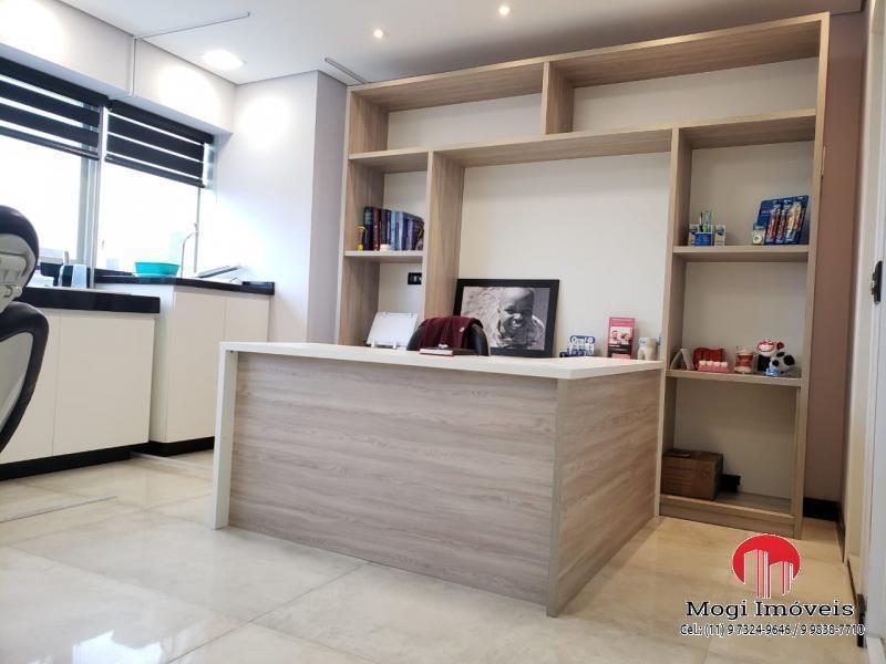 sala comercial para venda em mogi das cruzes, vila mogilar, 2 banheiros, 1 vaga - sl10_2-965844