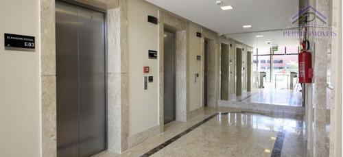 sala comercial para venda em salvador, caminho das arvores, 1 dormitório, 2 banheiros, 2 vagas - 763