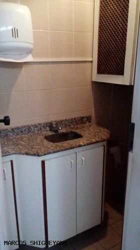 sala comercial para venda em salvador, pituba, 1 banheiro, 1 vaga - lr0524