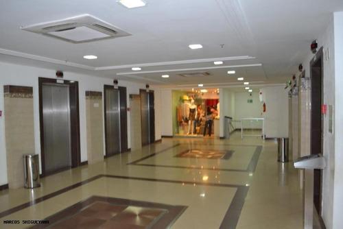 sala comercial para venda em salvador, pituba, 1 banheiro, 1 vaga - pj0312