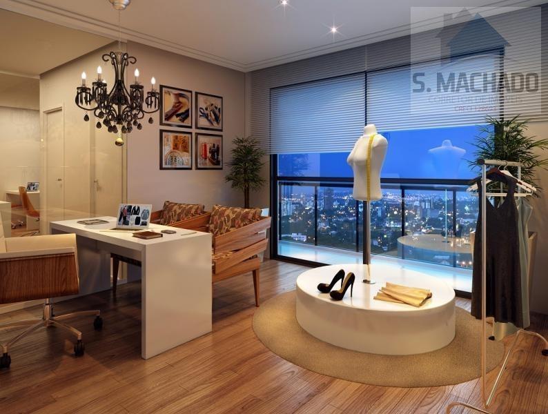 sala comercial para venda em são caetano do sul, santa paula - ve1578_2-958865